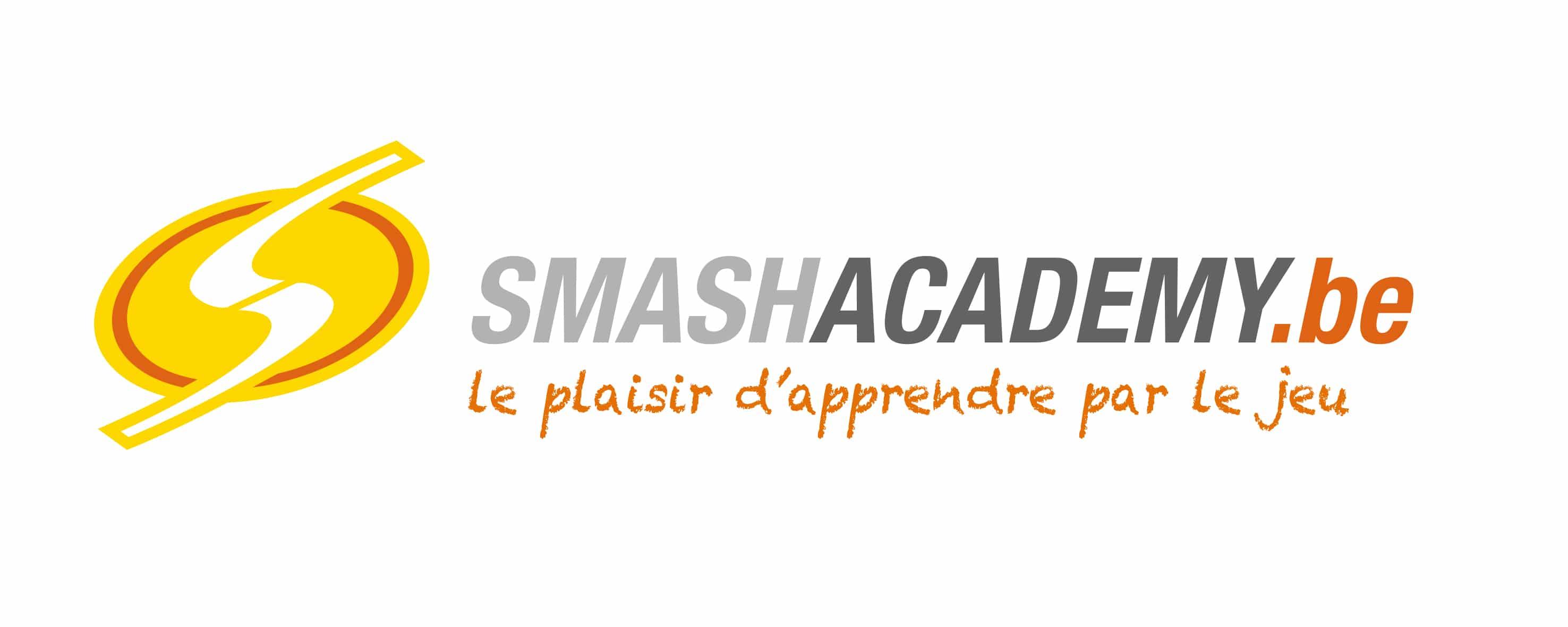 Logo Smash Academy