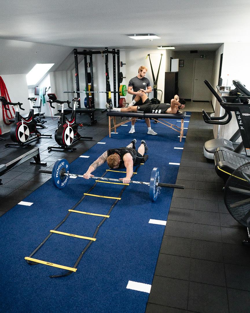 Salle de Fitness Lasne HSPC
